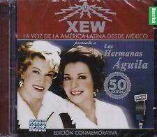 Las Hermanas Aguila La Voz de America Latina Desde Mexico 50 Exitos 2CD New Nuev