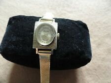 Vintage Swiss Made Lucerne Mechanical Wind Up Ladies Watch