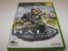 Halo Combat Evolved XBOX Original PAL *Complete*
