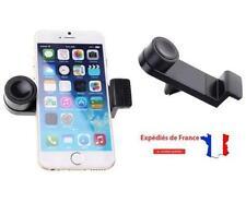 Support Telephone Voiture Universel sur Grille Aération - Smartphones portables