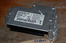 RENAULT CLIO III MK3 SRS AIRBAG ECU CRASH MODULE 8200645161 0285001959
