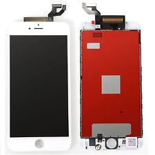 New Replacement White LCD Screen 3D Touch Digitizer Assembly for iPhone 6S Plus