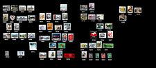 0,50 euro le timbre gommé cachet ronds au choix de 2013 à 2019 (voir annonce)