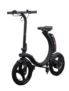 E1 eBike (scootbike) Folding Commuter bike - Best Price on eBay