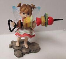 "My Little Kitchen Fairies ""SHISHKABOB FAIRIE"" COOKOUT TIME THEME 2005 #4004991"