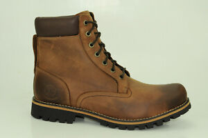 Timberland Rugged 6 Inch Boots Men Boots Waterproof Lace up Boots 74134