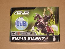 Asus Grafikkarte GeForce EN210, 512MB, VGA, DVI, HDMI, Passiv - 4719543304013