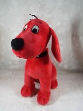 "Clifford the Big Red Dog 13"" Plush Stuffed Animal"