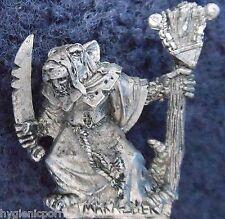 1993 Skaven 74454/75 peste Monje 1 Caos ratmen Citadel Warhammer ejército Ratman Gw