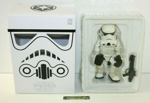 ++ figurine STORMTROOPER - STAR WARS medicom toy 2006 sideshow collectibles ++