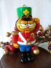Enesco Ornament Garfield as The Nutcracker  No Box