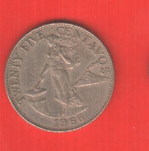 PHILIPINAS 35 CENTS 1966