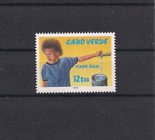Cape Verde Is 1988 Water Campaign V/F MNH