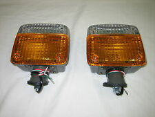 LANDCRUISER 40 SERIES PAIR OF TOP QUALITY JAPANESE MADE  FRONT INDICATORS