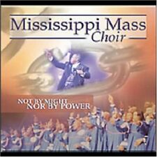Mississippi Mass Choir - Not By Might Nor By Power - New Factory Sealed CD