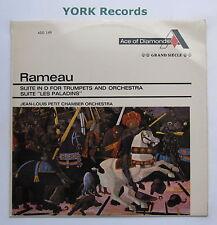 Aggiungere 149-Rameau-Suite per orchestra TROMBA &/Les PALADINI-EX LP RECORD