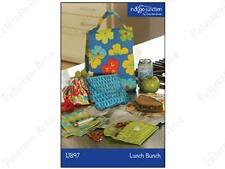 Indygo Junction's Lunch Bunch Pattern FREE US SHIPPING