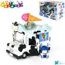 "RP2 ODDBODS AV4501P ""POGO & CAR"", Action Vehicle Set, Chuddiki Cartoon Character"