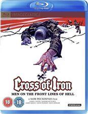 Cross of Iron (Digitally Restored)  [1977] [Blu-ray] [DVD][Region 2]