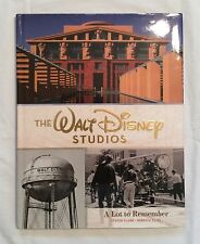 The WALT DISNEY Studios A LOT TO REMEMBER First Edition HARDCOVER Book NEW Clark