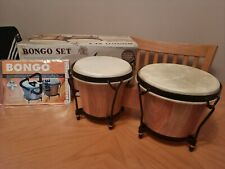 More details for bongos drums