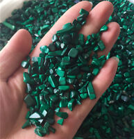100g Bulk Tumbled Natural Malachite Stones Gemstones Reiki Healing Crystal