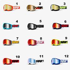 100 % Prozent Brille Strata2 Motocross Enduro Downhill Cross MTB DH BMX MX
