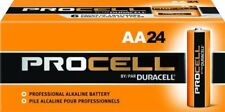 Duracell Procell Alkaline AA Battery - 1.5 Volt (Box of 24)