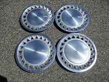 Dodge Caravan Plymouth Voyager 14 inch metal hubcaps wheel covers