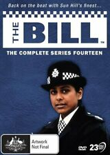 The Bill Series 14 - DVD Region 4