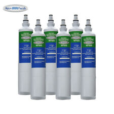 Aqua Fresh Replacement Water Filter - Fits LG LFX25975SB Refrigerators (6 Pack)