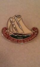 CURLING PIN BLUENOSE CURLING CLUB NEW GLASGOW N.S. 1853
