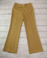A. Byer Princeton Pants, Stretch, Flare Leg Career Pants, Beige, Juniors 3