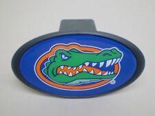 """Florida Gators 2"""" Trailer Hitch Receiver Plug Cover New"""