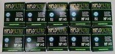 10 x Hiflo Oil Filter HF140 for Yamaha YZF 250 YZF250 YZ250F 2009 - 2017 NEW