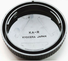 Kyocera Rear Lens Cap KA-R For Yashica AF Mount Lenses