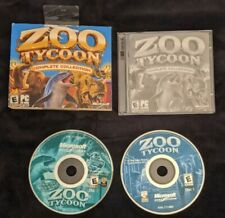 Zoo Tycoon: Complete Collection 2-Disc Combo