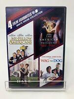 White House Collection: 4 Film Favorites (DVD, 2011, 2-Disc Set)