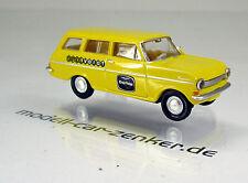 Brekina 20365 Opel Kadett a Caravan Opel voigt baterista scale 1 87 nuevo embalaje original