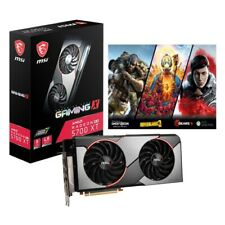 MSI RX 5700 XT Graphics Video Card Gaming X AMD Radeon NAVI 10 8GB GDDR6 DP HDMI