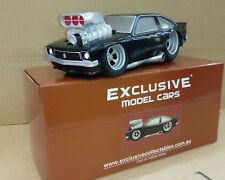 Resin Model Car 1/18 BLACK OZ Hot Rodz A9X Torana