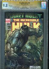 Incredible-Hulk#100 (Vol 2) CGC 9.8 SS Michael Turner (Gary Variant)