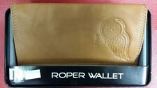 NHL Detroit Red Wings Rugged Roper Wallet