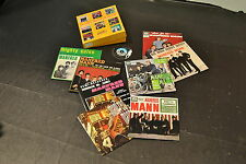 BOX 8 CD MANFRED MANN COMPLETE French CD EP 1964-68 MAGIC REC 2003