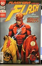 FLASH ANNUAL #1 FIRST PRINT DC COMICS (2018) WALLY WEST FLASH WAR PRELUDE