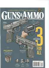 GUNS AND AMMO DECEMBER, 2017 GUNS AND AMMO OF THE YEAR AWARD