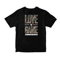 Love The Game Graphic T-Shirt to Match Air Jordan 10 Retro Duck Camo