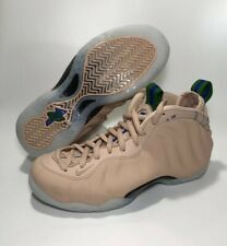 NEW Nike Women's Air Foamposite One Particle Beige Size 8.5 Shoes AA3963-200