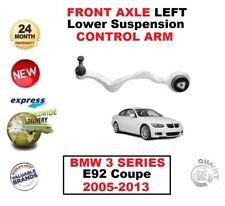 1x Asse Ant SX Braccetto di Controllo Inferiore per BMW 3 Series E92 Coupe