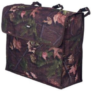 Tough-1 Tough Timber Fun Print Blanket Storage Bag Horse Tack 61-7995